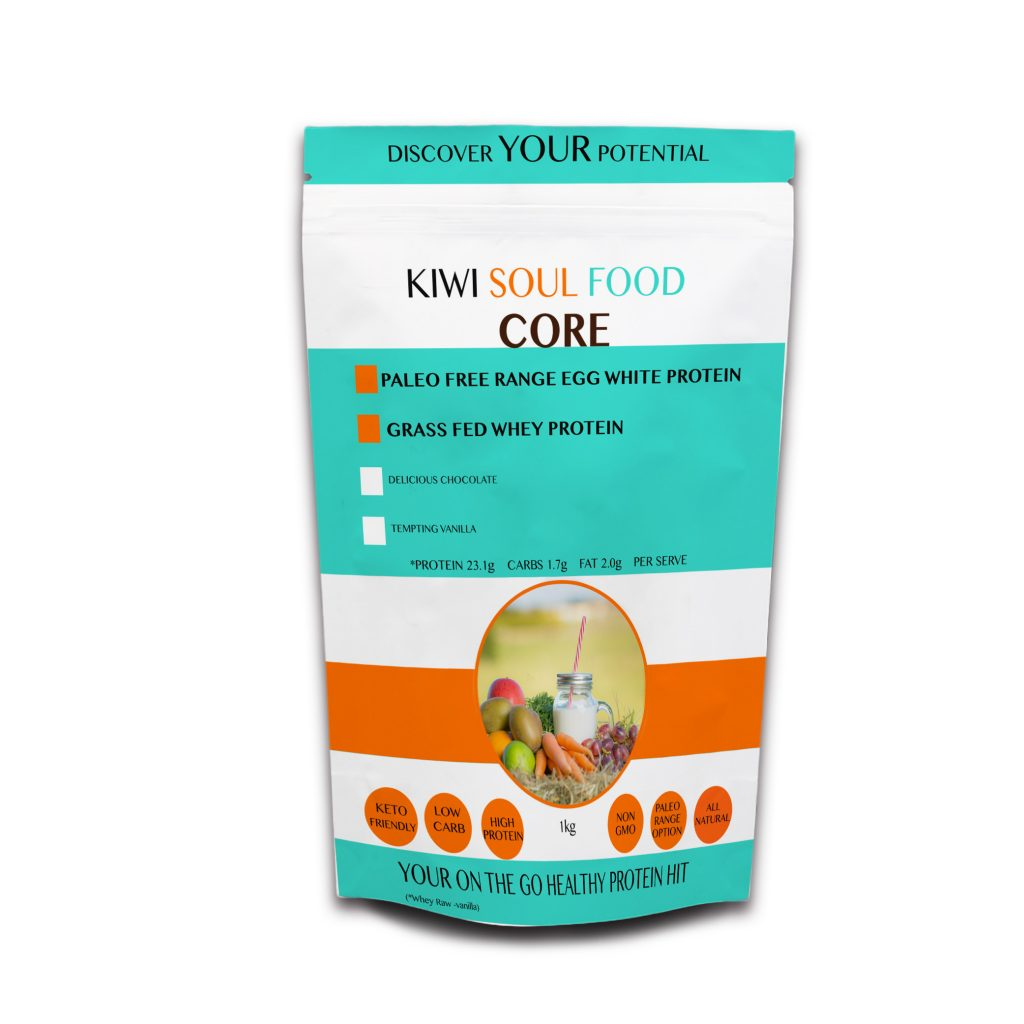 Whey CORE Protein Powder- 1KG