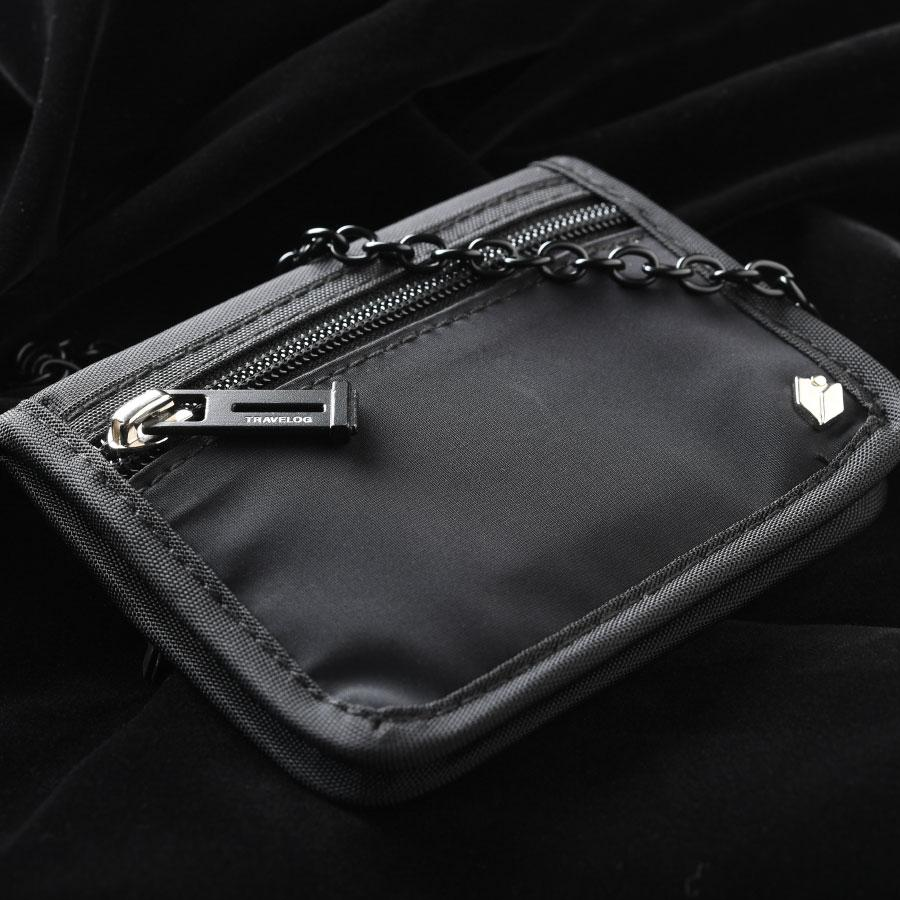 ANTI-THEFT RFID WALLET