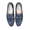 Portofino Mirtillo Italian Loafers by Romero McPaul