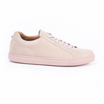 LOW-TOP NUDE WOMEN Women Sneakers by Romero McPaul
