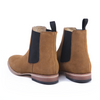 Chelsea Gold Chelsea Boots by Romero McPaul