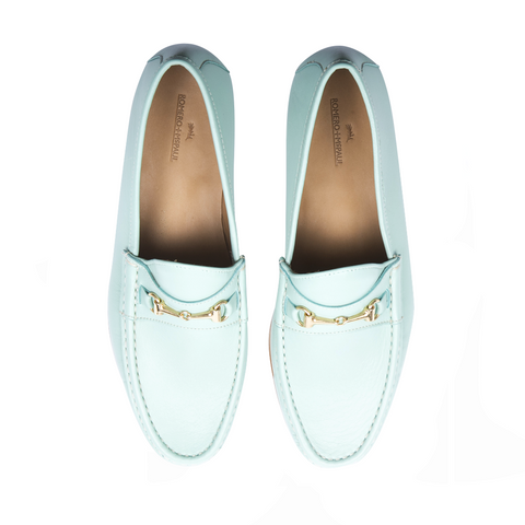 Amalfi Opal Women Italian Loafers Women by Romero McPaul