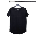 BLACK TEE TEES by Romero McPaul