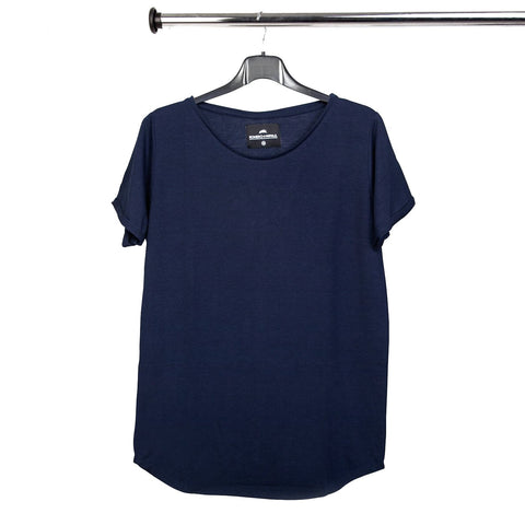 NAVY TEE TEES by Romero McPaul