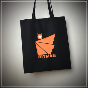 Crypto Heroes Tote (Choose Your Design).