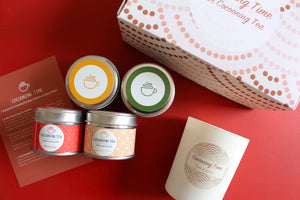 Cocooning Time, le coffret gourmand