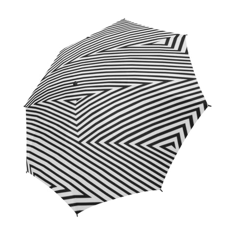 P'okanu (Sky Trail) Semi-Automatic Foldable Umbrella