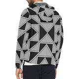 Okhuwa Sawin (Terraced Cloud) Windbreaker