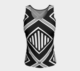 Mimbres/Chaco Women's Fitted Tank Top (Long)
