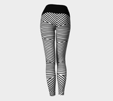 P'okanu (Sky Trail) Yoga Leggings