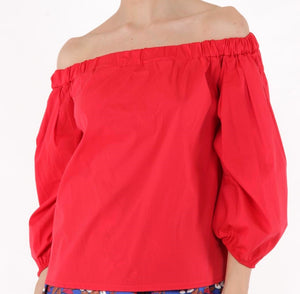 Classic Off-The-Shoulder