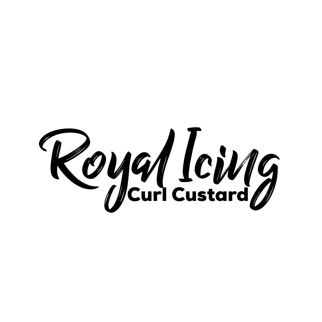 Royal Icing - Naturally United Curls