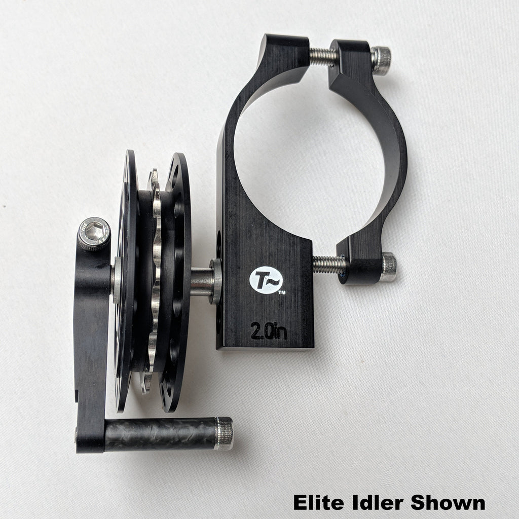 Catrike Clamp-On Power Idler Kit