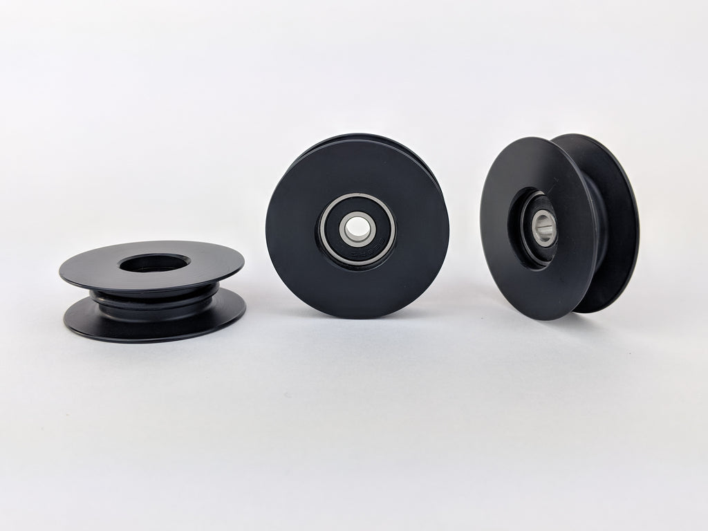 Delrin Mini Idler (6mm bearing for Tensioners, etc.)