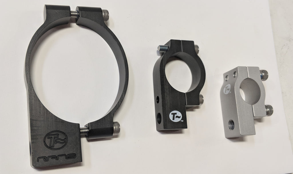 1-Hole Clamp-On Idler Mount