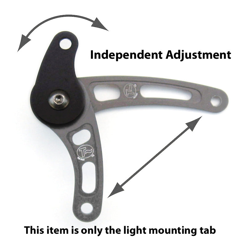 Tab Mount For Euro Style Lights
