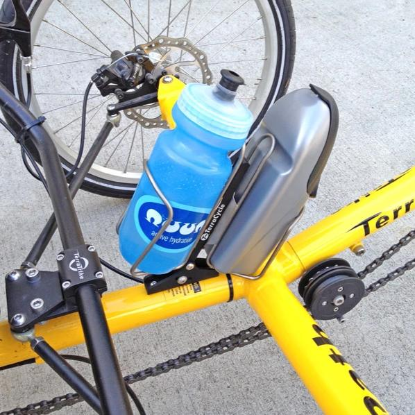 Adjustomatic Bottle Mount