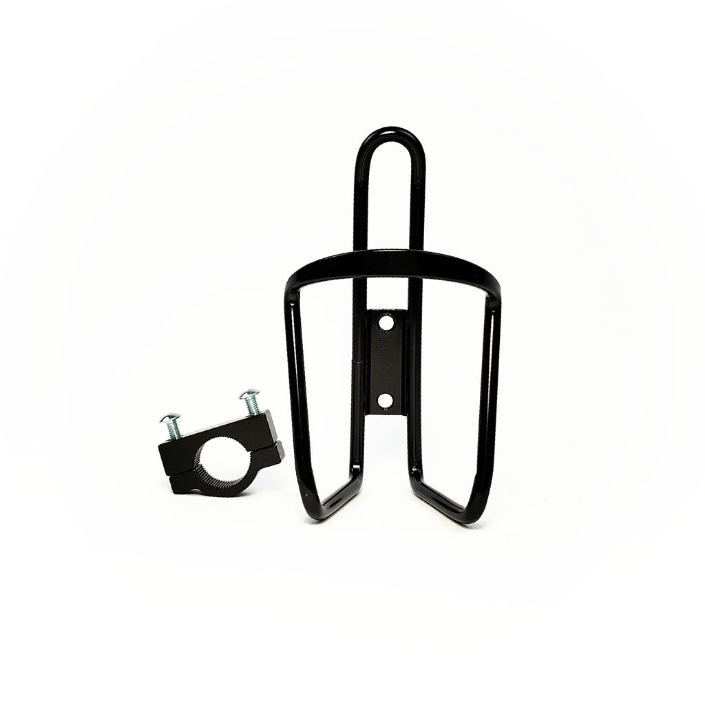 Clamp-on Bottle Cage