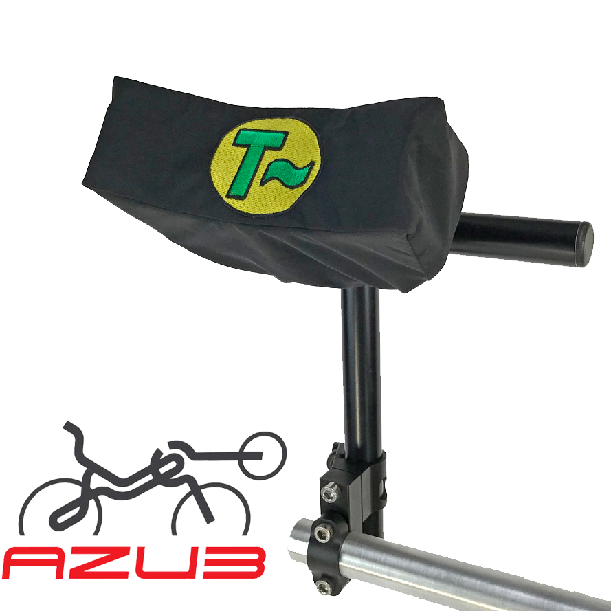 Azub Neckrest Kit (T-Cycle QR Mount)
