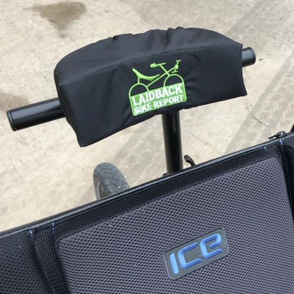 ICE Neckrest Kit (T-Cycle QR Mount)