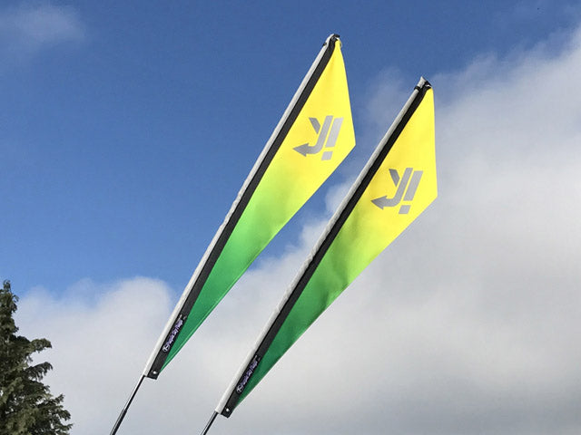 JaYoe Logo Flag with Donation