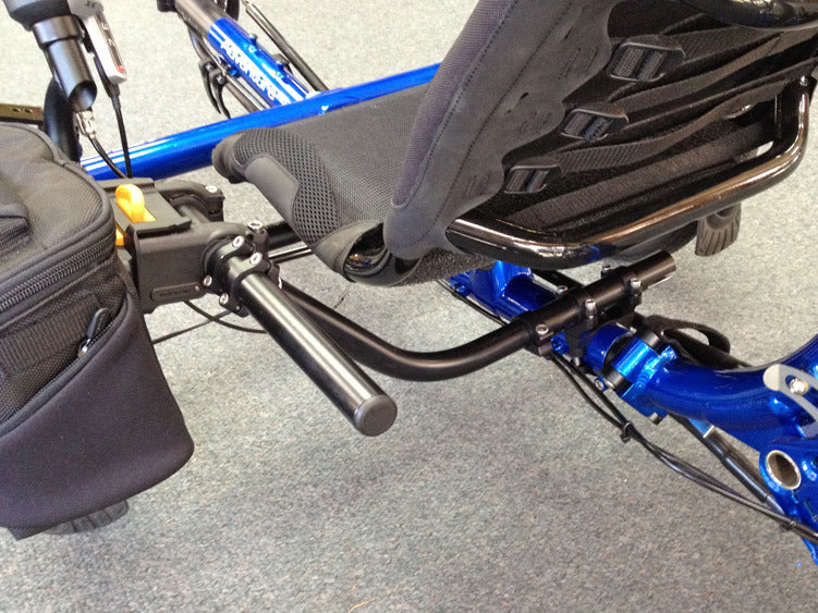 ICE SeatSide Mount Kit (Main Frame Tube)