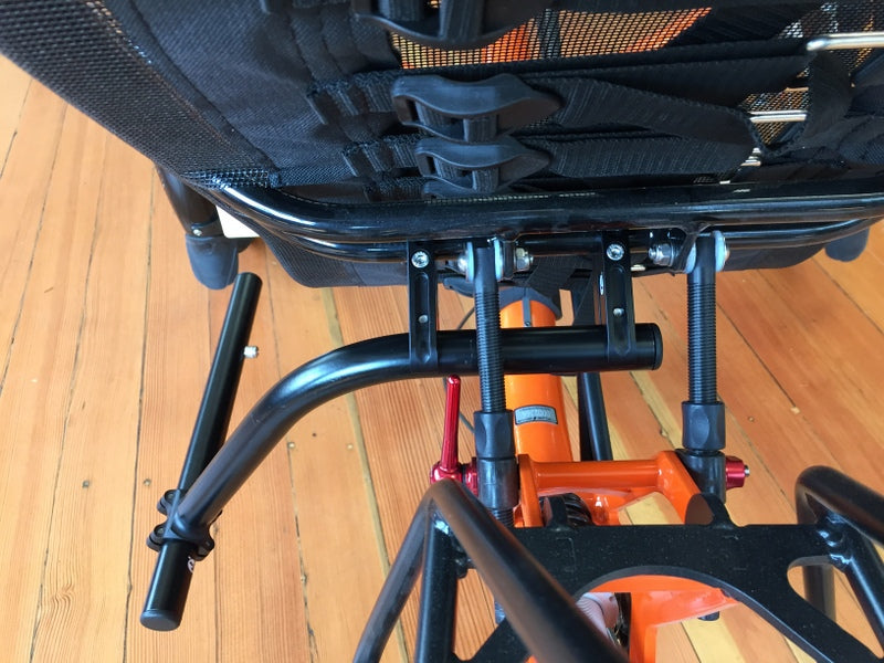Greenspeed GT20 SeatSide Mount Kit (Back of Seat)