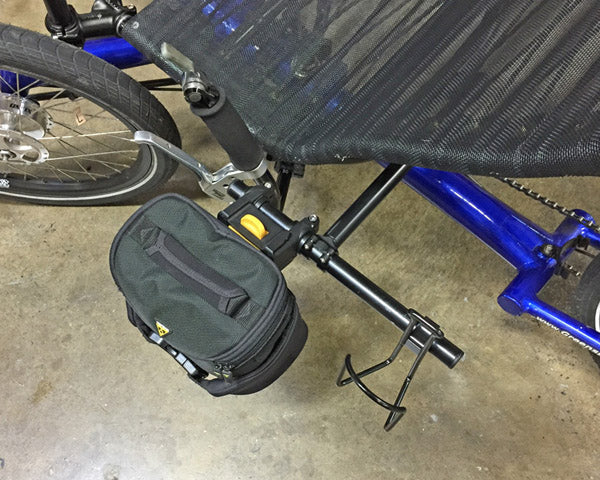 Greenspeed Magnum SeatSide Mount Kit (Back of Seat)