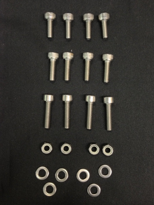 M6 Basic Bolt Kit