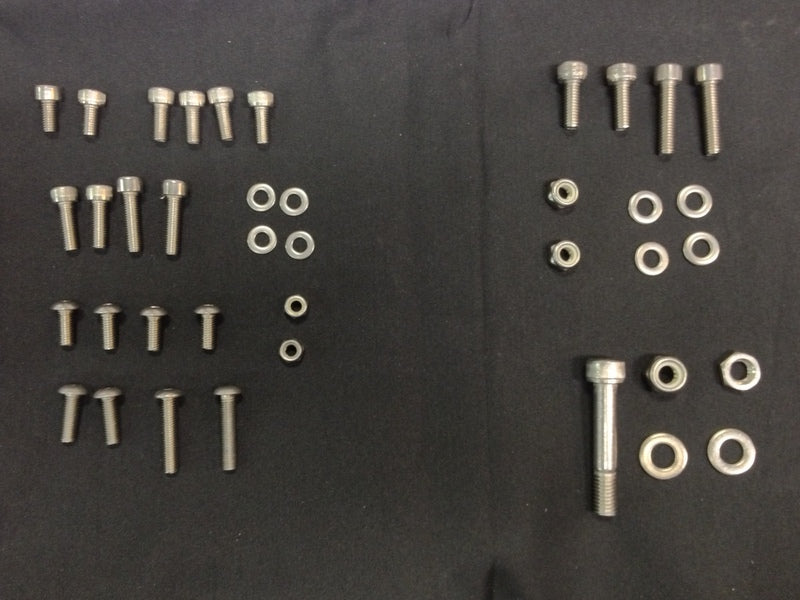 M5, 6, 8 Mix Bolt Kit