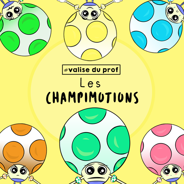 Cliparts Champimotions