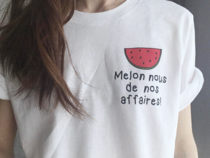 Melon nous de nos affaires (X)