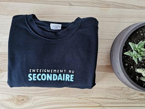 Crewneck BAC Secondaire (X)