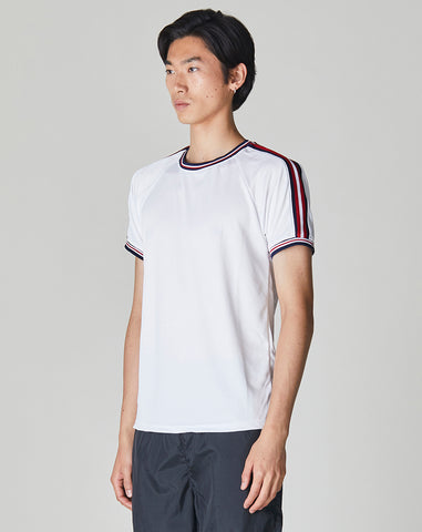 BELLFIELD NIRVO MENS T-SHIRT | WHITE