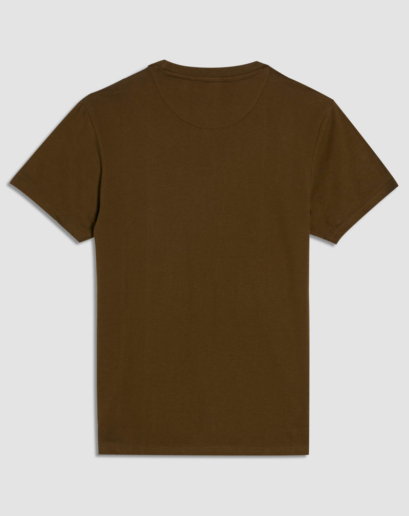 BELLFIELD BENJI MEN'S T-SHIRT | KHAKI
