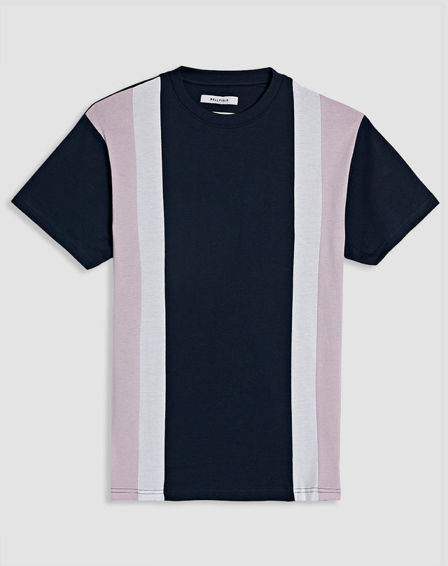 BELLFIELD BENJI MEN'S T-SHIRT | NAVY