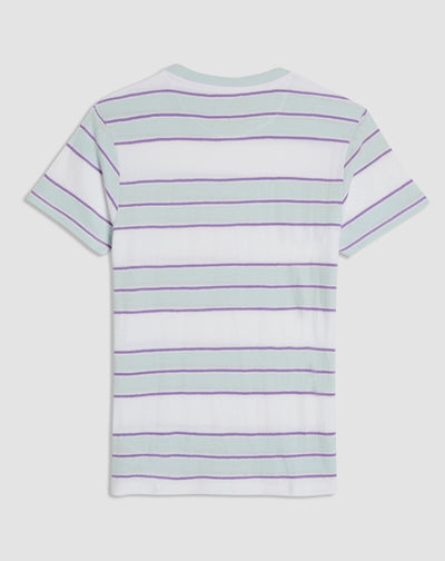 BELLFIELD BOXER MEN'S T-SHIRT | LILAC