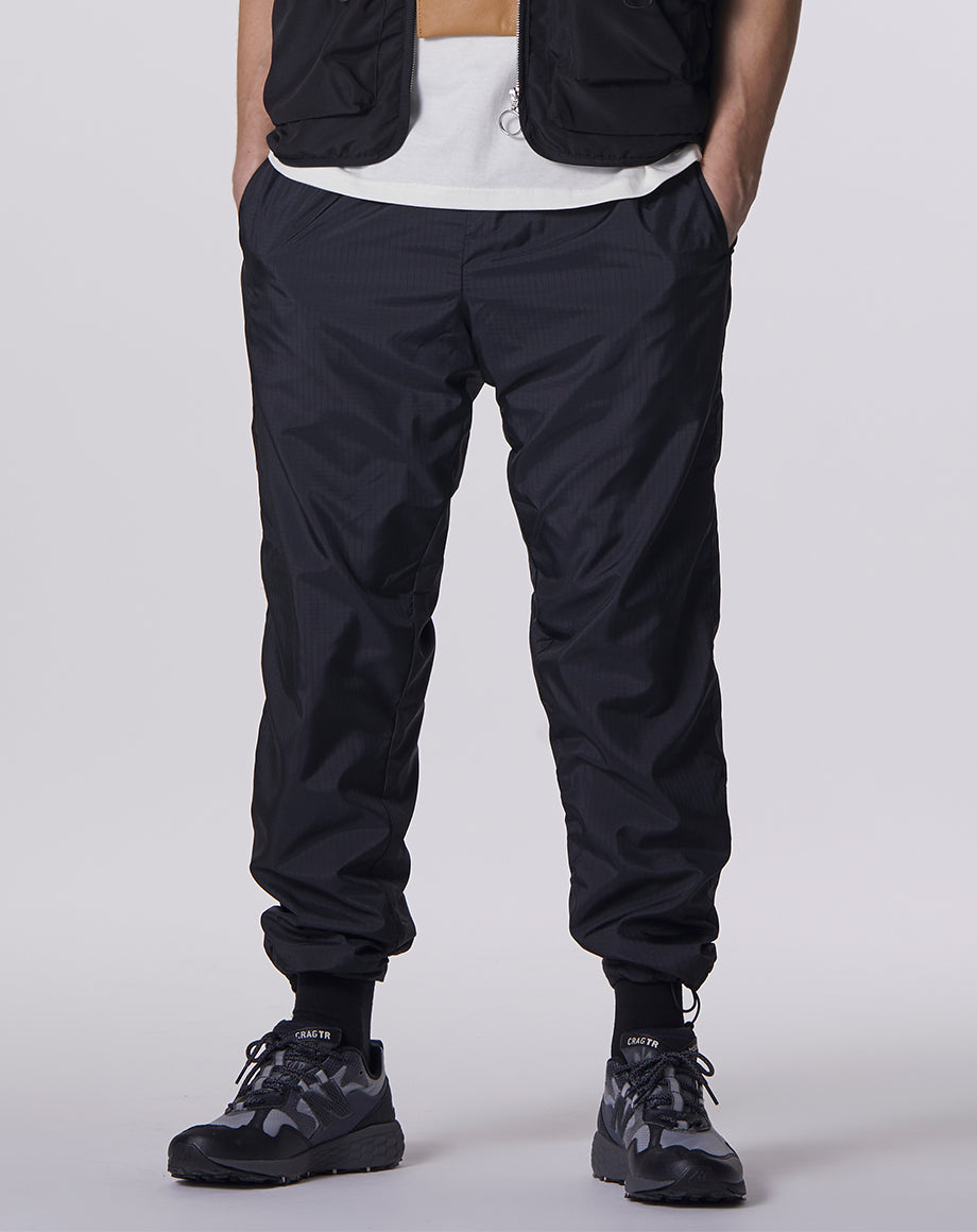 LAROCCA TECHNICAL RIPSTOP MEN'S TROUSER | BLACK