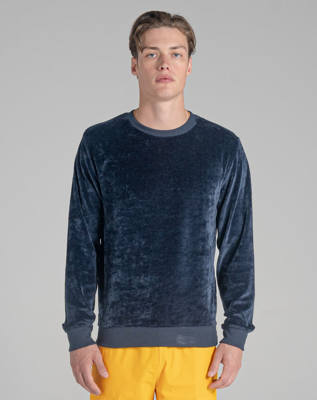 BELLFIELD LOYOLA MEN'S SWEATSHIRT | NAVY