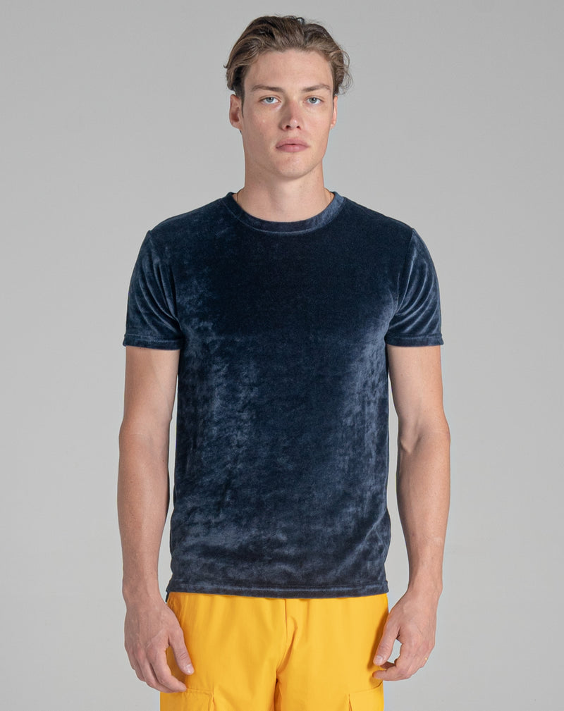 BELLFIELD BROUSSARD MEN'S T-SHIRT | NAVY