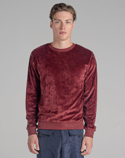 BELLFIELD LOYOLA MEN'S SWEATSHIRT | PORT