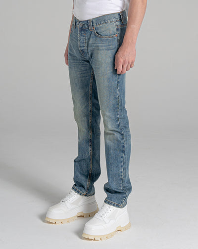 BELLFIELD DAKOTA MEN'S JEANS | VINTAGE WASH BLUE