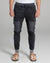 BELLFIELD LEOPOLD MENS MICROFLEECE JOG PANTS | BLACK