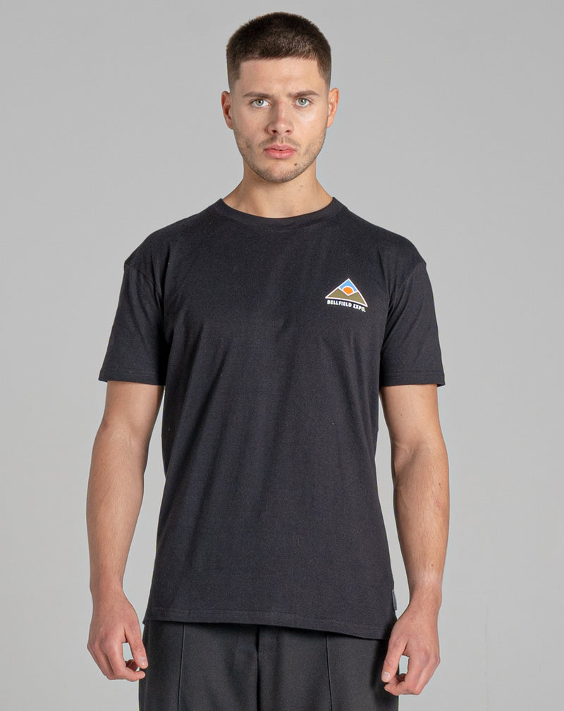 BELLFIELD ASPEN MEN'S T-SHIRT | BLACK