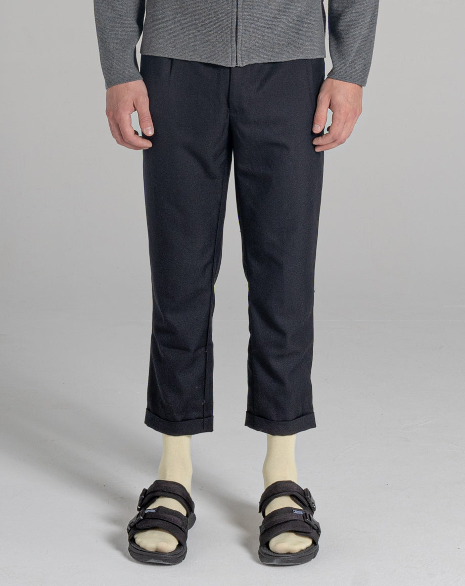 BELLFIELD PELI MEN'S TROUSERS | BLACK