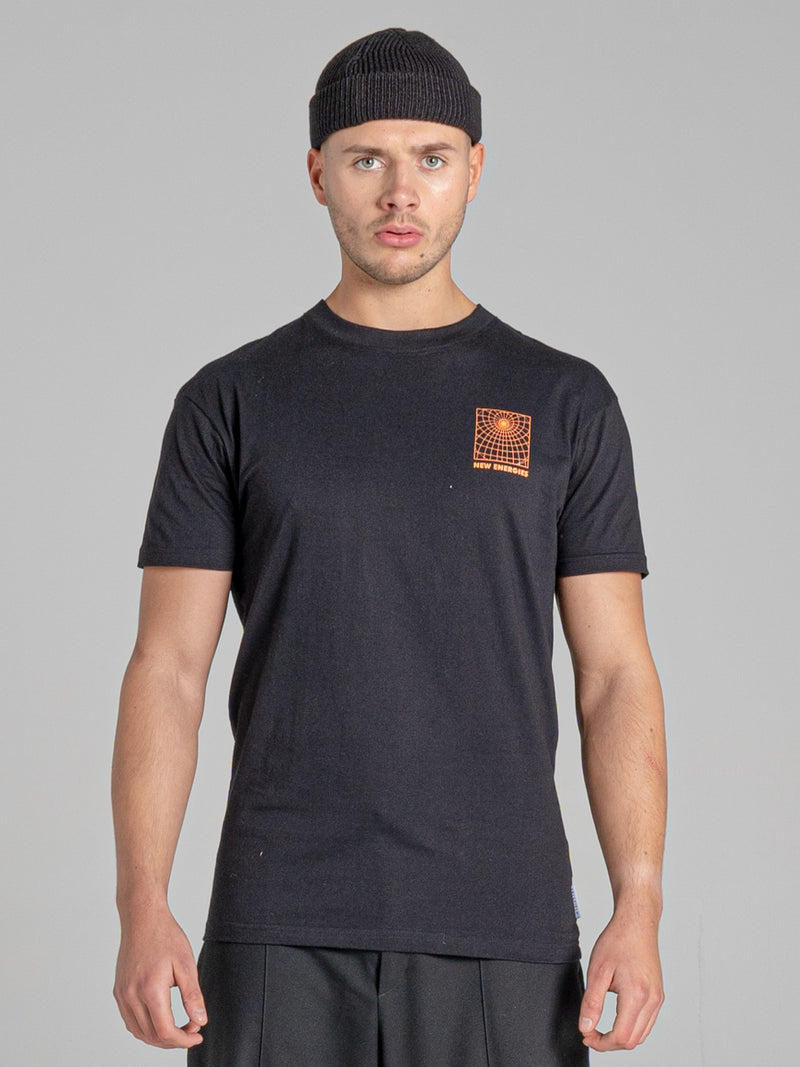 BELLFIELD ADINO MEN'S T-SHIRT | BLACK