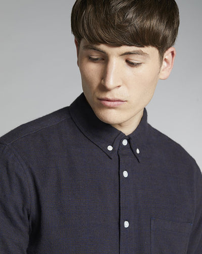 BELLFIELD ASHCOTT MENS T-SHIRT | NAVY