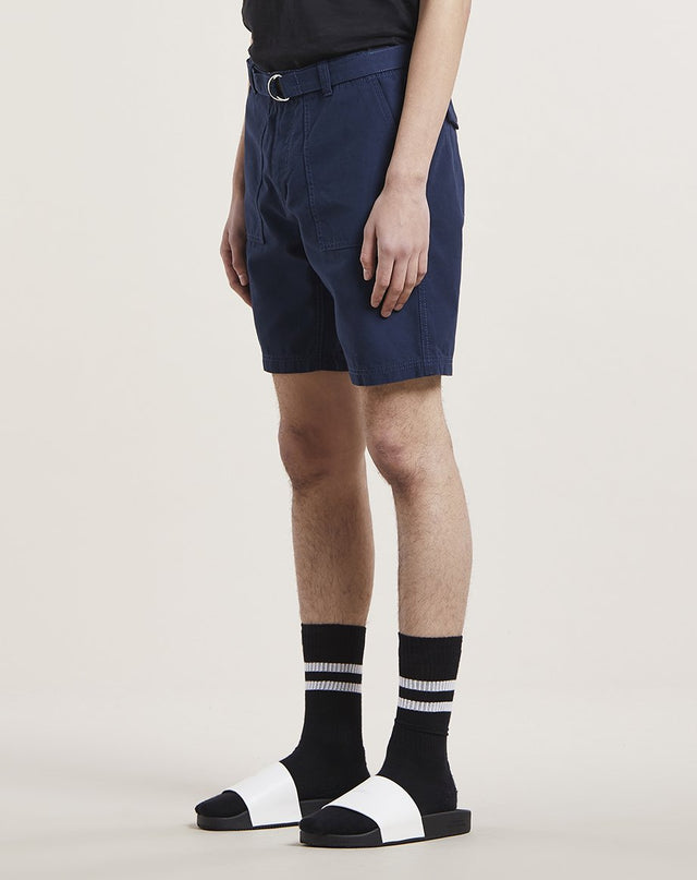 BELLFIELD BENGAL CARGO MENS SHORTS | NAVY