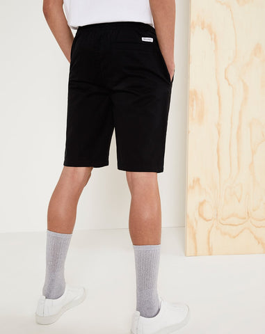 BELLFIELD CAMPUS MENS SHORTS | BLACK