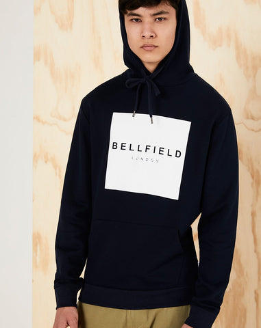 BELLFIELD DRASS MENS SWEATSHIRT | NAVY